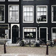 Amsterdam, Netherlands by dromelot
