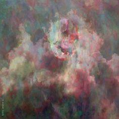 """Didier Cordy, """"Written in the sky ...04"""" on ArtStack #didier-cordy #art"""