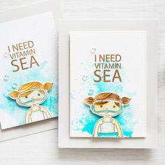 I Need Vitamin SEA Distress Ink Watercoloring (video)   Simon Says Stamp Blog