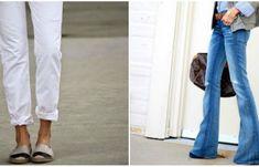 Diamo uno sguardo ai jeans primavera estate 2018 per trovare i modelli perfetti per il proprio fisico in vista della bella stagione
