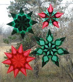 winter/christmas stars