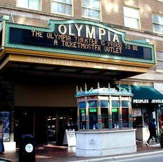 Olympia theater in 2005