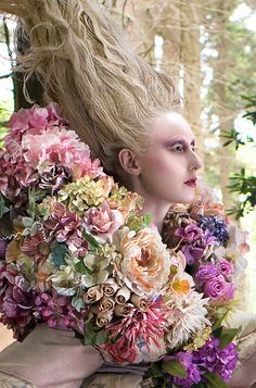 from the wonderland series - all fresh flowers! www.floranext.com
