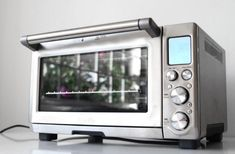 All the toaster-ovens featured in this post are equipped with the latest convection technology in order to provide you with faster and even cooking, baking and grilling results while at home in Stove Top Burners, Gas Stove Top, Countertop Convection Oven, Microwave Oven, Cool Pictures, Cool Photos, Home Baking, Oven Racks