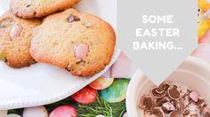 Recipe for Easter Mini Egg Cookies. No Egg Cookie Recipe, Cookie Recipes, Mini Eggs Cookies, Paper Plane, Feel Better, Easter, Posts, Group, Baking