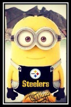 PITTSBURGH STEELERS~Steelers minion