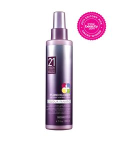 totalbeauty.com 2014 Best Hair Products--Part lightweight shine spray, part conditioner, part heat-protectant spray, this is the ultimate multitasker.