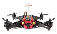 Novedad: Eachine Racer 250, un dron muy rápido y ágil por tan sólo 129 €