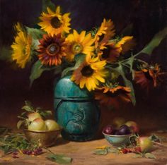 Oil Painting by Elizabeth Robbins