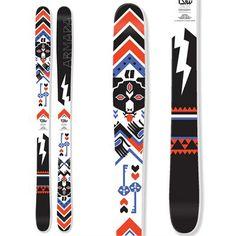 Armada TSTw Skis - Women's 2014