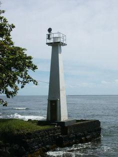 COCONUT POINT LIGHTHOUSE HILO BAY, HAWAIʻI ISLAND HAWAIʻI STATE