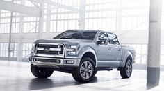 2015 Ford Atlas. Another concept i hope they actually do!