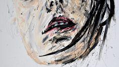 Portraits à la peinture acrylique à Lyon