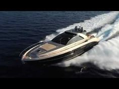 The Riva #Luxury #Yacht 68' Ego Super is on display at the #DubaiBoatShow