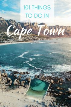 101 Things To Do In Cape Town