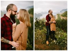 Anniversary photos at the Portland Women's Forum in the Columbia River Gorge