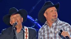 Country Music Lyrics - Quotes - Songs Modern country - Garth Brooks' 'Friends In Low Places' Collaboration With George Strait Is The Most Epic Thing Ever - Youtube Music Videos http://countryrebel.com/blogs/videos/garth-brooks-friends-in-low-places-collaboration-with-george-strait-is-the-most-epic-thing-ever