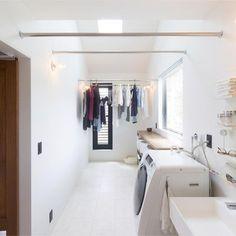 7 varais para pequenas lavanderias - bonitas e funcionais