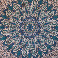 this is online elegant mandala wall hanging tapestry at handicrunch