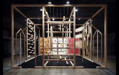<Exhibition> 荒川技研工業株式会社JAPANSHOP of SOL style Architecture,Space & product design #arakawagrip #designinspiration #interiordesign #spacedesign #picturehanging #wirehanging #madeinjapan #cablesystems #hangingrails #retaildesign #storedesign #shopfitter #shopfitting #stainlesscables #displaysystems #architect #architetto #建築 #空間 #店舗デザイン #店舗設計 #ディスプレイデザイン #リフォーム #ピクチャーレール #ワイヤーシステム #アラカワグリップ #インテリア #荒川技研工業
