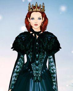 Sansa Stark - Queen In The North - Bride Of Winter by ~EcaStewart on deviantART: