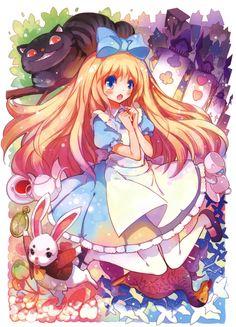 Alice in Wonderland Again Momiji Mao Picture