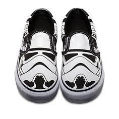 Star Wars Slip-On | Shop Little Boys Shoes at Vans