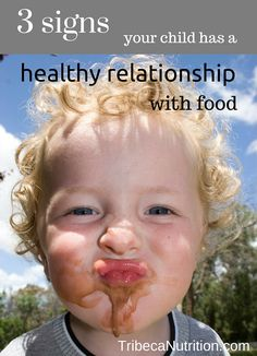 building a healthy relationship with your baby and toddler