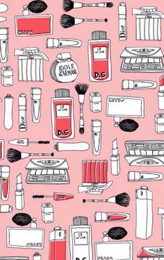 Trendy Makeup Wallpaper Backgrounds Make Up Wallpapers 65 Ideas Cute Wallpaper For Phone, Pink Wallpaper, Wallpaper Backgrounds, Wallpaper Ideas, Phone Backgrounds, Makeup Wallpapers, Cute Wallpapers, Iphone Wallpapers, Makeup Tumblr