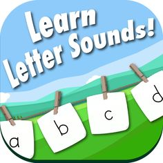Letter Sound Recognition is a great game for a child just beginning to learn letter sounds or that is having difficulty remembering the sound certain letters make. The game will show four random letters and ask them to pick one by its letter name. They can study lowercase letters, capital letters, or both. Your child earns a point for each one they get right! Available for Android and IOS.