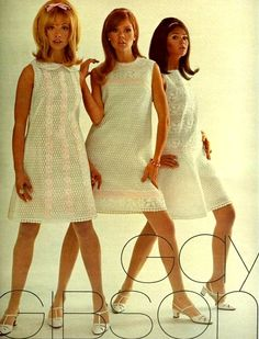 Vintage 1967--I remember these styles!