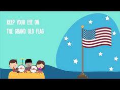 Patriotic USA Songs for Kids - PreKinders