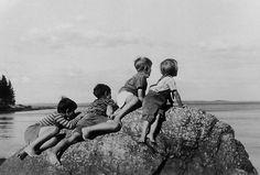Maine USA 1940   Photo: Ellen Auerbach