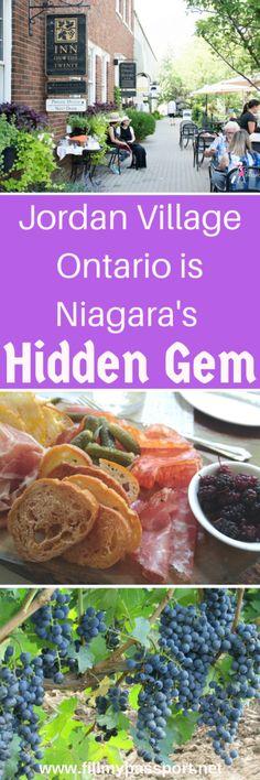 Jordan Village Ontario is the Hidden Gem of the Niagara Region Quebec, Travel Guides, Travel Tips, Travel Destinations, Travel Advice, Montreal, American Express Rewards, Toronto, Charcuterie Plate