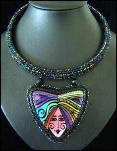 DICHROIC GLASS & ART ~ silvermoonlyn