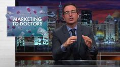 Pharmaceutical companies spend billions of dollars marketing drugs to doctors. We have a few issues with that. Connect with Last Week Tonight online... Subsc...