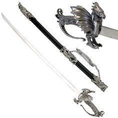 Dragon Sword | Fantasy Dragon Sword