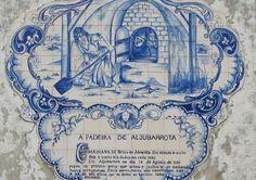 Brites de Almeida, a Padeira de Aljubarrota, foi uma figura lendária e heroína portuguesa, cujo nome anda associado à vitória dos portugueses, contra as forças castelhanas, na batalha de Aljubarrota (1385). Com a sua pá de padeira, teria morto sete castelhanos que encontrara escondidos num forno.  Brites de Almeida teria nascido em Faro, em 1350, de pais pobres e de condição humilde, donos de uma pequena taberna. A lenda conta que desde pequena, Brites se revelou uma mulher corpulenta, ...