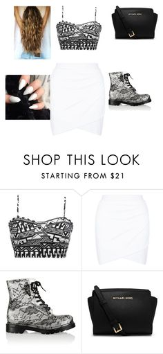 """Aye!"" by ttbutler ❤ liked on Polyvore featuring BKE and MICHAEL Michael Kors"