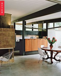 A Modern Renovation for a Midcentury House   Apartment Therapy