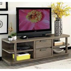 Precision Entertainment Console I Riverside Furniture