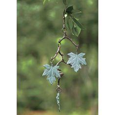Found it at Wayfair - Maple Leaf Wind Chime