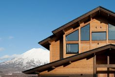 Finally I found it! The best place to stay in Niseko-Grand Hirafu. The house with the best view ever, directly on the volcano Yotei. Brand new, superb design, it accomodates 12 people and...you can rent it. You better hurry up because this info isn't a secret anymore, unfortunately! www.akatsuki-niseko.com