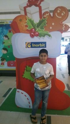 Aarnav's wonderful deed of gifting the right to education to the kids #InorbitMakesMeSmile