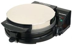 Buy Chef'sChoice 835 PizzellePro Express Bake Nonstick Pizzelle Maker Features Color Select Control and Instant Temperature Recovery Easy to Clean, Silver Specialty Appliances, Small Appliances, Kitchen Appliances, Pizzelle Maker, Easy To Make Cookies, Chef's Choice, Thing 1, Pumpkin Spice, Kitchen Dining