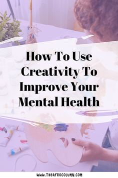 Have you ever thought to tap into your inner creative to help reduce stress? If not, now is your time to try! Click to learn how you can use your creativity to improve your mental health and decrease stress! #creativementalhealth #positivementalhealth #mentalhealthtips #decreasestress #reducestress #stressreliefactivities #mentalhealthcheckin Mental Health Check, Positive Mental Health, Mental Health Resources, Mental Health Matters, Mental Health Awareness, Health Practices, Health Heal, Overcoming Anxiety, Mentally Strong