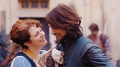 D'artagnan x Constance