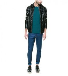 Catalogo moda uomo Zara autunno inverno 2013 2014 FOTO