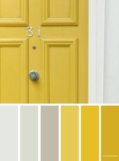 Silver and yellow colour scheme,grey and yellow color scheme ,color scheme ,color palette - Looking for color inspiration? At fab mood you will find 1000s of beautiful color palette, color palette inspired by nature,landscape ,food ,season