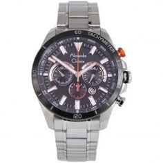 Alexandre Christie Male Watch 6448MCBTBBARG Gents Watches, Casual Watches, Watches For Men, Watches Online, Chronograph, Omega Watch, Shop, Accessories, Men's Watches
